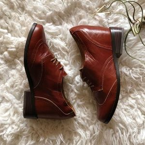 d54a154a1c18 Jeffrey Campbell Shoes - NWOB- Jefferey Campbell Wenda Wedge Oxfords